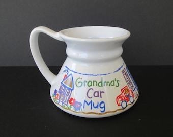 Grandmas No Spill Coffee Mug