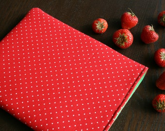 New iPad Pro / iPad Air 2 case / iPad sleeve / iPad mini sleeve / iPad mini case / ipad mini sleeve / ipad mini cover -  Strawberry