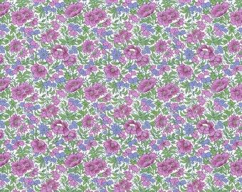 Liberty Fabric  Tana Lawn One Yard Rosalind D