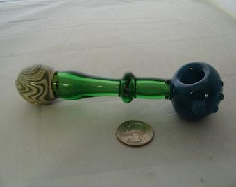 Heady Glass Spoon
