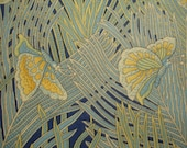 RESERVED FOR SUSAN Rare Early Alexander Henry Butterflies  Per Convo