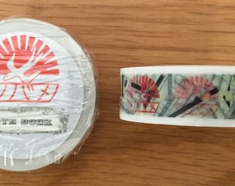 mt x tsubame - Japanese notebook masking tape
