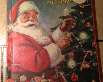 1973 The Night Before Christmas Children's Book