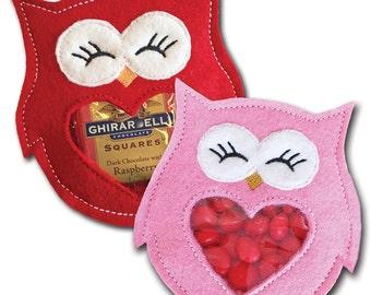 Owl Always Love You Candy Cutie