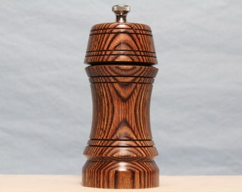 5 Inch COLORWOOD PEPPER MILL Number 1410