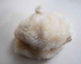 Vintage Lamb Hat Made in Italy