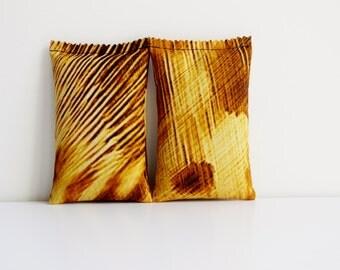 Stocking Stuffers for Men, Balsam Pillows, Fir Sachets, 2nd Anniversary Cotton Gifts
