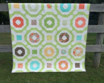 Wheelhouse PDF Quilt Pattern #116