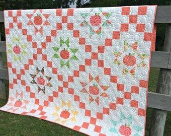 Apple Creek PDF Quilt Pattern #115