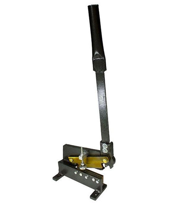 Deluxe bench shear with 6 inch blade sale Bench shear