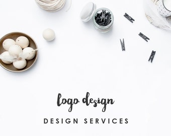Custom Logo Design - Branding for Your Shop or Business