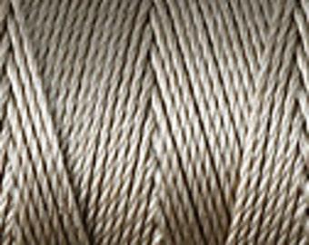 Antique Brown C Lon Nylon Cord Thread