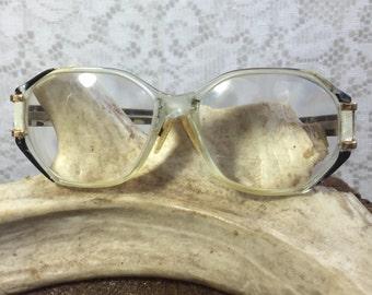 Vintage Ornate EyeGlasses