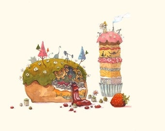 The Donut Hill