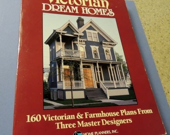 1991 Victorian Dream Homes 160 Plans