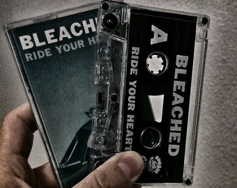 Bleached Ride Your Heart Cassette Tape