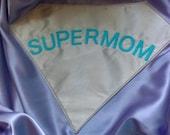 Superhero Diamond Supermom Adult Super Hero Custom Superhero Super Mom  Cape