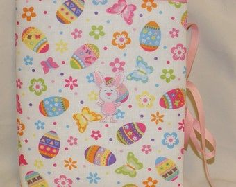 Handmade Padded Easter Photo Album-PRICE REDUCED