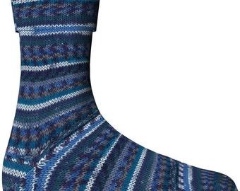 Comfort Sock Yarn Winterrauschen, 100g/459yd, 1215b-05