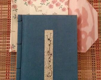 "Heartbreakingly Beautiful 1947 Handbound Book:  ""We Japanese, Volume II"""