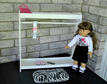 Doll Clothes Rack - Larger Size - Ready to Ship