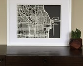Chicago FRAMED and ready to ship