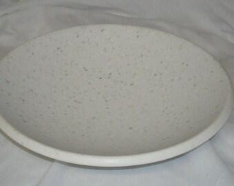 Granite Bowl Multi Colored Speckled Stone Decorative Bowl