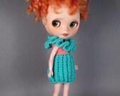 Squash Blossom dress for Blythe