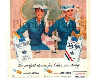 Afroamerikaner Jahrgang 1950 s Werbung