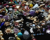 Destash Charms, Pendant Lot For Crafts, Jewelry Making, Assemblage, Mosaics
