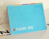Thank You Note Card Printable