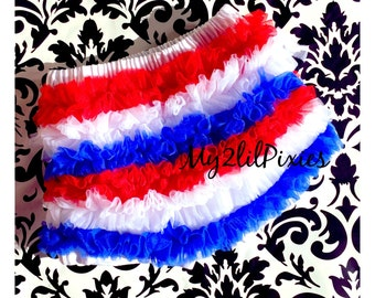Red white and blue shorts – Etsy