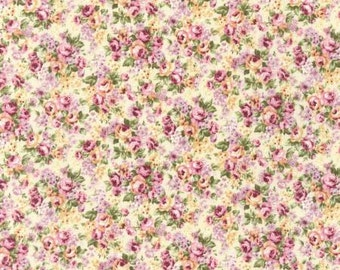 Emma 2 Collection   by From Robert Kaufman Primrose Small Floral  SRK6721104