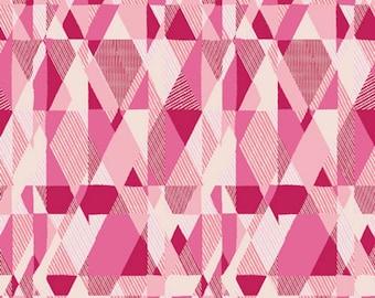 SALE - Art Gallery - Essentials II Collection - Intertwill in Blush