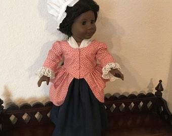 En Forreau' Gown for 18 inch doll