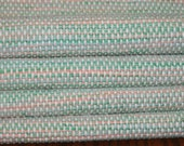 Handwoven Placemats in Green / Soothing Green Placemats / Set of 4 Placemats