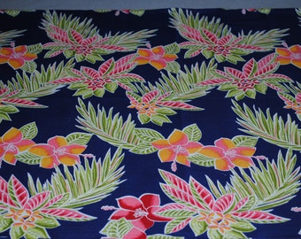 100% Broadcloth Cotton Floral
