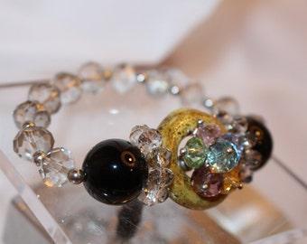 GALAXY Bracelet: multi-tone