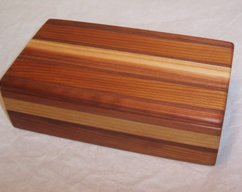 Handcrafted Reclaimed Redwood Mixture Box