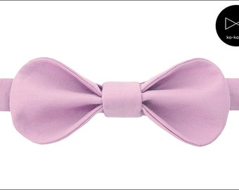 Bow Tie for Girls (light pink)