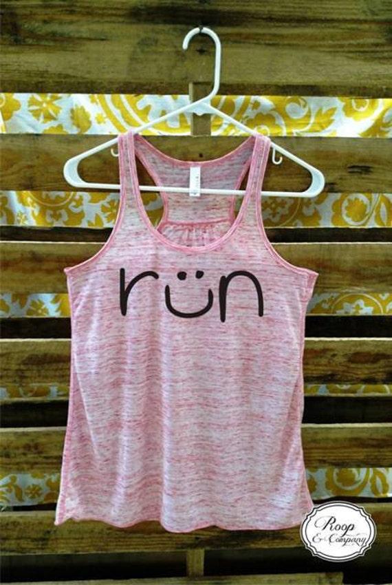 Exercise Tank -  Run
