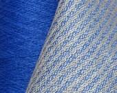 250 grams in 1 of 5 Beautiful COOL TONE Colors (Cornflower Blue, New Leaf, Slate, Violet, Snow) 16/2 Linen Yarn 8.8 oz, 1300 yards