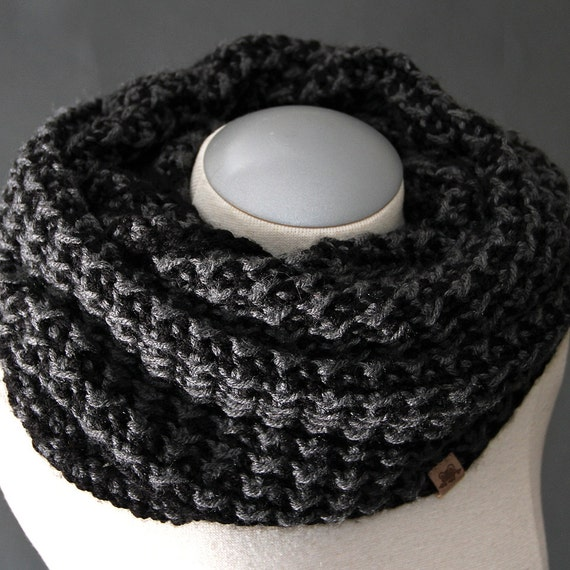Crochet PATTERN Brookside Cowl Crochet Cowl Pattern Includes 4 Sizes Toddler to Adult