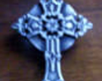 Custom Cross Charm Closure For Hourglass