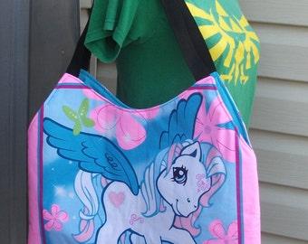 My Little Pony Tote/ Bag  OOAK  MLP    Star Catcher    Hasbro