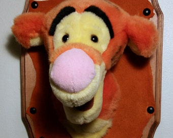 Mounted Tigger from Winnie the Pooh