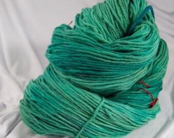 Merino DK Yarn, Garden Sage, Hand Dyed, Discontinued