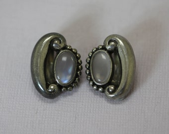 Antonio Pineda Earrings Moonstone