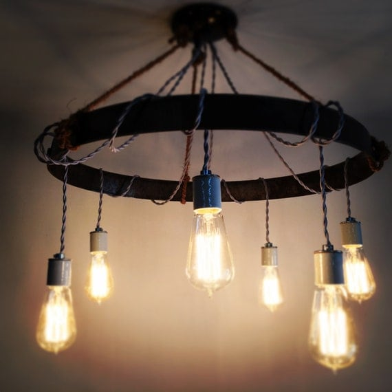 Items Similar To Reclaimed Industrial Lighting