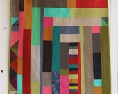 Modern Abstract Quilt